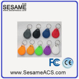 Colores Calientes De La Venta 13.56MHz MIFARE 아BS Etiquetas (SDC3)