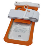 Form-wasserdichter Telefon-Beutel mit Haken und Armbinde für iPhone