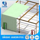 Edificio de acero comercial de alta calidad