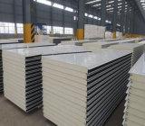Aluminium - Zink beschichtete Farbe Stahl Isolier-PU-Zwischenlage-Panel
