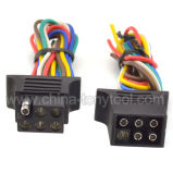 6 Pole Square Connector Kit