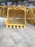 A máquina escavadora de PC200 PC300 Sift a cubeta do esqueleto da cubeta da rede da cubeta