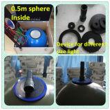 루멘 검사자 램프 시험 장비