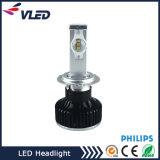 새로운 디자인 고성능 40W 4000lm H4 차 LED 헤드라이트
