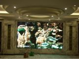Hotel Installation Ckgled P5mm Indoor LED Screen Training course Background