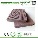 방수 WPC 단단한 WPC Decking 또는 나무 플라스틱 합성 Decking