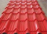 Pre-Painted Alu-Zinc (hojas de techo de acero Galvalume)