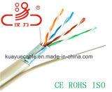 4pair Categoria 5 cabo / cabo de computador / cabo de dados / cabo de comunicação / conector / cabo de áudio