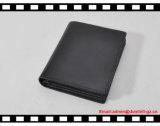 RFID преграждая бумажник космоса бумажника RFID кожаный людей большой