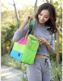 El bolso floreciente del animal doméstico del color del encanto fuera del bolso puede ser cerrado