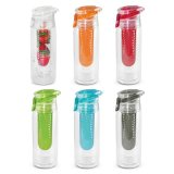 2017 heiße Verkaufs-Plastikfrucht hineingegossene Wasser-Flaschen für Pormotion (BPA frei)