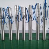 4sp 시리즈 잠수할 수 있는 펌프 Pmsm 무브러시 모터