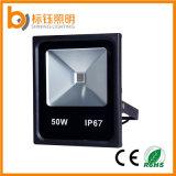 50W IP67 claro Waterproof o projector magro do diodo emissor de luz da lâmpada ao ar livre Ultrathin