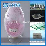 Erbium-Oxid-Puder