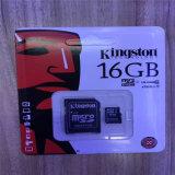 De Kaart van de Verbetering van de Capaciteit van de Kaart van BR 8GB aan 16GB 32GB 64GB 128GBTF Kaart
