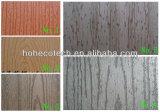 安い木製のプラスチック合成のDeckingのタイルWPCの屋外のタイル