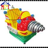 Passeios a fichas do Kiddie da máquina de jogo do carro da broca