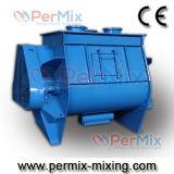 Misturador de pá gêmeo (série) de PFB, misturador de fluidificação para a mistura seca do pó