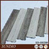 ヨーロッパ式の石造りの穀物PVCクリックのフロアーリング
