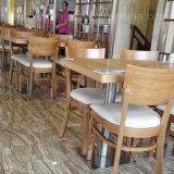 Ресторан в коммерческих целях стол и стул деревянный обеденный мебель (SP-CS337)
