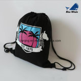 Очищенные Bw1-033 мешки Drawstring хлопка 30X38cm для Backpack малышей