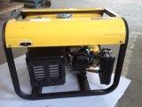 AC 단일 위상 휴대용 가솔린 발전기 2.5kVA 발전기