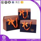 Коробка подарка Pcakaging одеяния одежды бумажная
