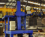 Soldadora automática de la estructura de acero de la venta de la fábrica
