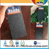 黒い顔料水波穀物の質の静電気のスプレーのタービン粉のコーティング