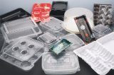 Máquina plástica de Contaiers Thermoforming com o empilhador para o picosegundo (HSC-510570C)