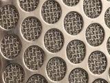 5 micron hanno sinterizzato la rete metallica dell'acciaio inossidabile della rete metallica