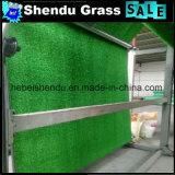Maagdelijk pp Materieel Decoratief Kunstmatig Gras 10mm van 100%
