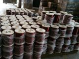 Emaillierter kupferner plattierter Aluminiumdraht CCA-Wicklungs-Draht