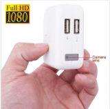 Mini de la cámara mini DVR cámara del cargador de la pared del USB de la detección del movimiento del registrador del precio 1080P HD