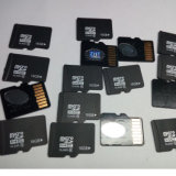 A capacidade real do cartão Micro SD & Mini SD Card & TF Card 16GB Class10