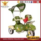 Трицикл детей вращения степени младенца Tricycle/360 колеса Китая 3/трицикл малыша