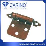 (HY875)高品質の熱い販売のフラグの形のドアヒンジ