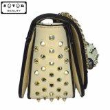 사슬 결박 (QM-0707#)를 가진 형식 여자 PU 가죽 Crossbody 핸드백