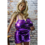 160cmの最上質の性の人形の大きいろばの現実的なシリコーンのマネキン