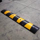 Weerspiegelend Rubber 30 Duim 6 Voet 1.83m van Hongqiao de Verkeersdrempel van de Bult van de Weg