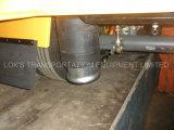 de Semi Aanhangwagen van het Dek van de Stap van de tri-Assen van 15.5m