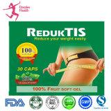 캡슐 100% 과일 규정식 환약을 체중을 줄이는 Reduktis 나물 연약한 젤