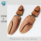 工場製造業者商標の木製の靴の伸張器
