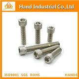 Inconel 690 schwere Schutzkappen-Schraube der Kontaktbuchse-2.4642 N06690