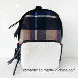 Heiße Modedesigner-Dame Winter Fur Backpack (NMDK-060602)