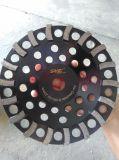 돌 콘크리트를 위한 다이아몬드 컵 바퀴