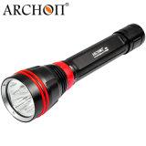 Archon 4000lm 4*Xm-L2-U2 LED lampe de plongée de la chasse pêche Torche étanche