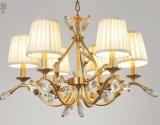 Luxus und Präfekt-ursprüngliche hängende Messinglampe