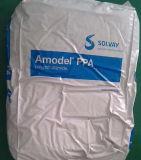 HS van Amodel zoals-1933 van Solvay (PPA AS1933 HS) Nt Natural/Bk324 de Zwarte Plastieken van de Techniek