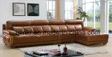優雅なソファーの家具の大きいU字型居間の革ソファー(HX-FZ025)